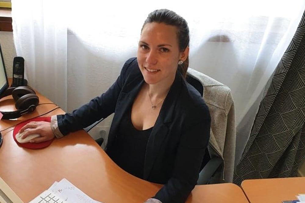 Photo de Auria Saint-Patrice, présidente de Bel'Age SP Service d'aide à domicile à Grenoble